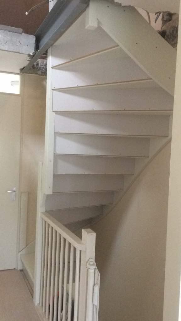 Archief portfolio liancobouw for Wat kost een vaste trap naar de zolder